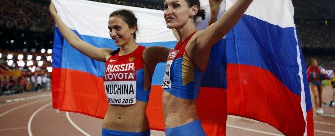 """""""Doping di Stato, coinvolti governo e servizi"""". L'agenzia mondiale chiede la sospensione per la Russia dell'atletica"""