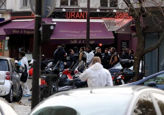 Parigi,i luoghi degli attacchi il giorno dopo