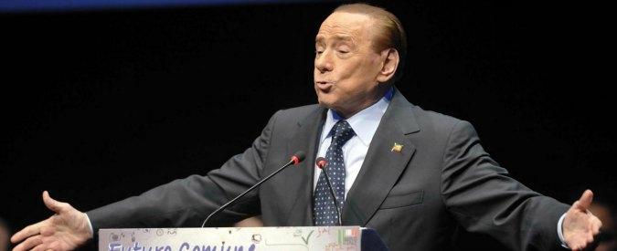 """Lega Nord a Bologna, Berlusconi spalla di Salvini: """"Fi sarà in piazza con il Carroccio"""""""