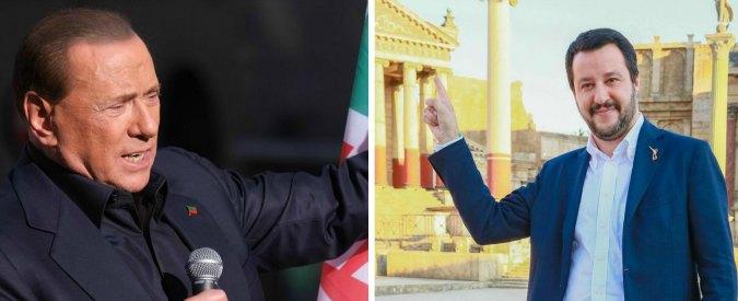 Bologna blindata per l'arrivo della Lega Nord di Salvini. Incognita Casapound e Berlusconi
