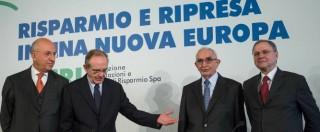 """Banche, il rischio della corsa agli sportelli nel day-after del """"salvataggio"""" per decreto delle quattro in crisi"""