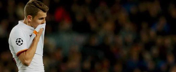 Champions League, Barcellona-Roma 6-1: difesa di Garcia colabrodo, blaugrana di un altro pianeta. Il risultato è un disastro