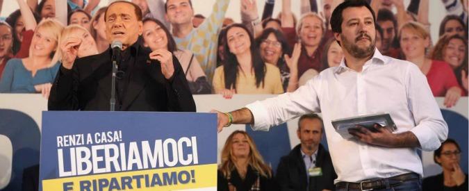 """Comunali Roma, Berlusconi: """"Bertolaso sarà sindaco"""". Salvini: """"Prima gazebo"""". Replica: """"Ok, ma con un nome solo"""""""