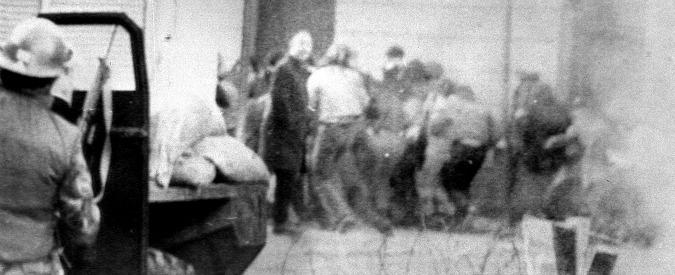 """Irlanda del Nord, dopo 43 anni il primo arresto per la """"Bloody Sunday"""""""