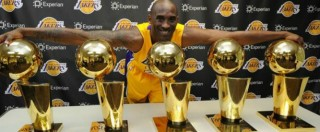 Kobe Bryant, la stella dei Los Angeles Lakers si ritira. Scrive lettera d'addio all'Nba (FOTO)