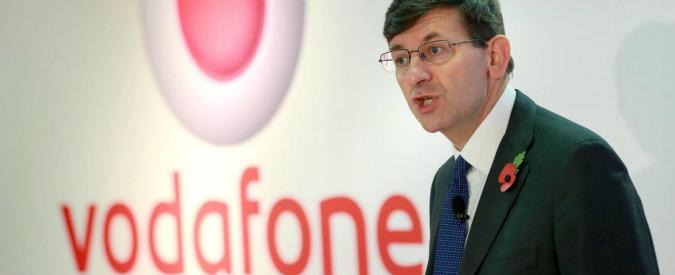 Vodafone, nel semestre perdite per 2,2 miliardi di euro. Pesa riduzione dei crediti di imposta in Lussemburgo