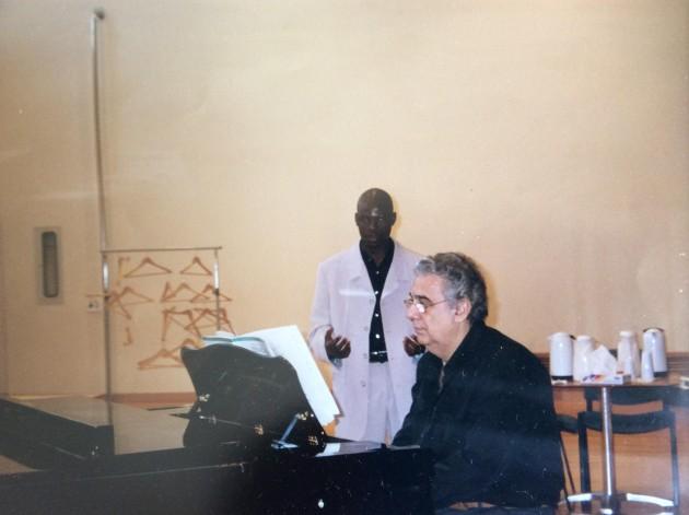 concerto Placido Domingo Madrid