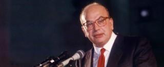 Bettino Craxi, tangenti per miliardi a domicilio. Ecco perché fu condannato