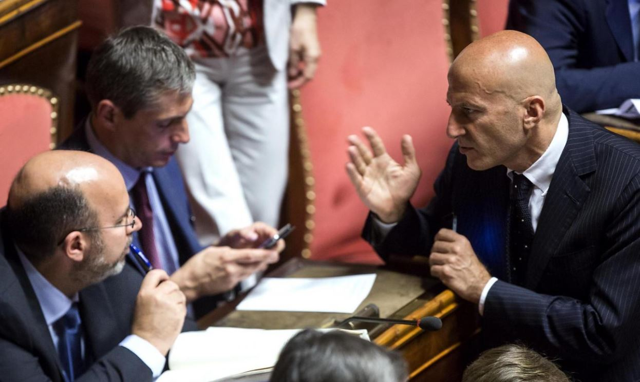 Minzolini condannato in Cassazione: 2 anni e mezzo per peculato. Ora rischia la decadenza da senatore