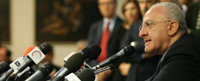 De Luca, la giudice in Camera di Consiglio scrive al marito: 'E' fatta'. Cassazione avvia indagine su di lei
