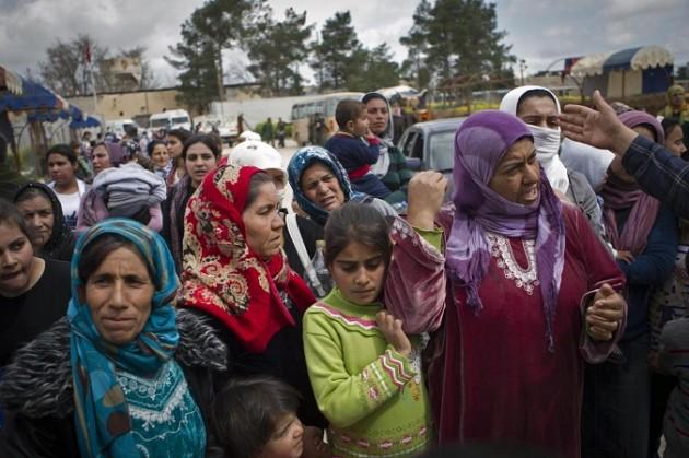 Siria: rifugiati tornano a Kobane