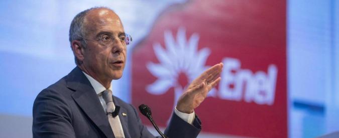 Enel, 6mila prepensionamenti in Italia entro 2019. 'Banda larga? Fuori da piano'