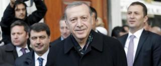 Turchia, sparatoria davanti al palazzo del presidente Erdogan