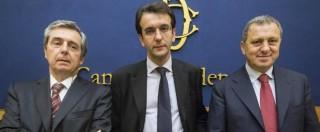 """Pd: i deputati Galli, Folino e D'Attorre lasciano il partito. """"Ora gruppo con Sel, ma non chiamateci 'Cosa rossa'"""""""