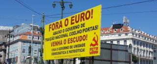 Portogallo, svolta alla greca per l'ex allievo ubbidiente della troika. Ma il nuovo premier Costa ha le mani legate