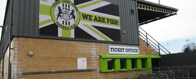 Forest Green Rovers, in Inghilterra il primo club di calcio totalmente vegano
