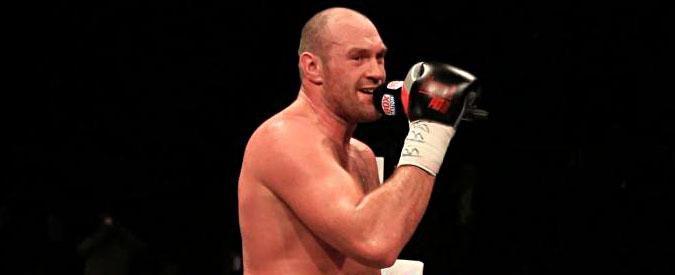 Boxe, Tyson Fury è il nuovo campione del mondo dei pesi massimi. Sconfitto Klitschko