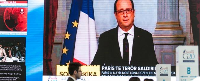 Attentati Parigi, G20 faccia a faccia Obama-Putin. Hollande prepara proroga a 3 mesi dello stato di emergenza