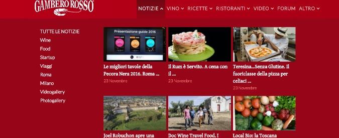 Gambero Rosso, male il debutto in Borsa dell'editore specializzato in gastronomia