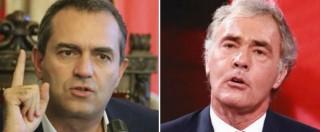 """Giletti: """"Napoli indecorosa"""". Il Comune lo querela: """"Risarcimento milionario"""""""