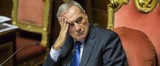"""Nato, a Firenze Grasso interviene sull'Isis: """"Gravi errori di chi ha sostenuto milizie perdendone il controllo"""""""