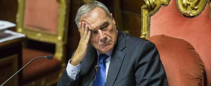 """Ddl penale, Pd chiede il rinvio: """"Votare dopo il referendum"""". Ma Orlando: """"Rivalutare data"""". Grasso: """"Basta rinvii"""""""