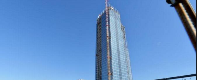 Grattacielo di Fuksas, 400mila euro di danno erariale. Ma politici pagano poco