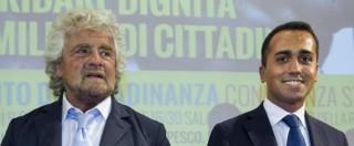 Sondaggi politici, balzo M5S al 27,5 per cento. Pd e Lega in calo. Cresce fiducia nel governo Renzi
