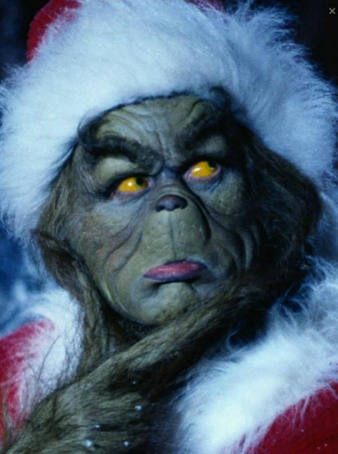 Merry Christmas? No grazie. E' già Natale nei supermercati e per le strade: per favore, lasciateci l'anima nera del Grinch