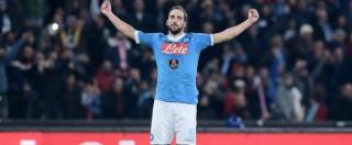 Napoli-Inter 2-1: Higuain lancia gli azzurri in vetta. Ma Icardi & Co. sono da scudetto – Video