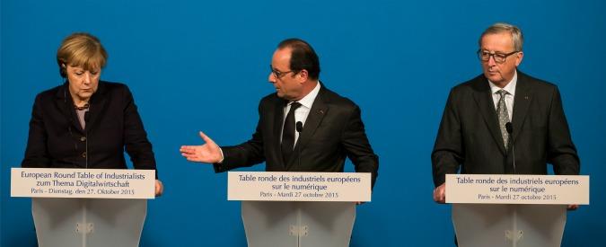 Attentati Parigi, il via libera di Juncker alla flessibilità di bilancio e gli effetti economici della ragione militare