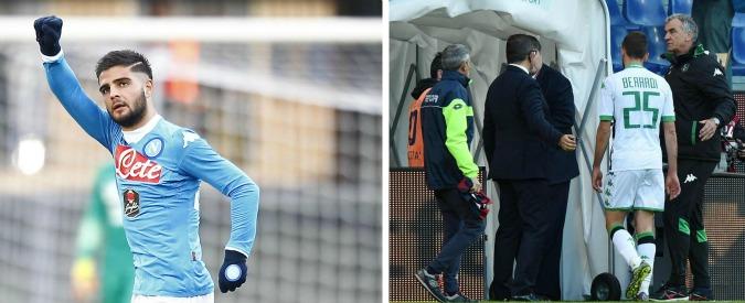 Serie A, Insigne e Berardi: i due volti della meglio gioventù del calcio italiano