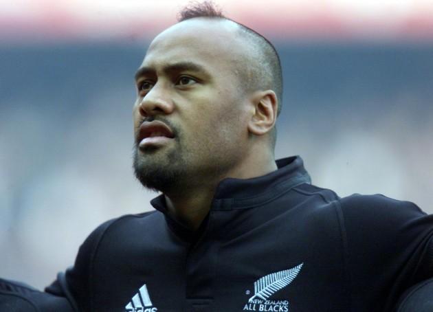 Rugby: addio a Jonah Lomu, leggenda degli All Blacks