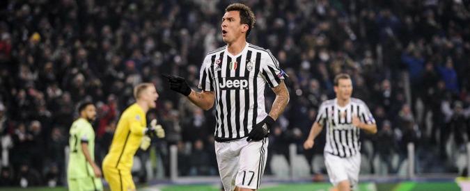 Champions League, Juventus-Manchester City: 1 a 0. Mandzukic regala gli ottavi. Ora un punto per chiudere al primo posto