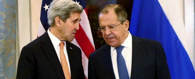 """Siria, Kerry: """"Governo di transizione entro sei mesi. Divergenze su sorte di Assad"""""""
