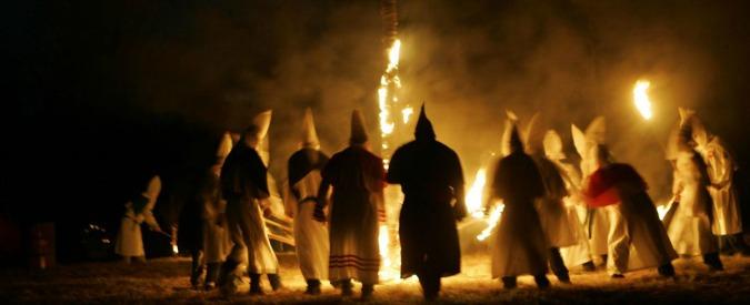 Anonymous smaschera membri del Ku Klux Klan e rende pubbliche le loro identità