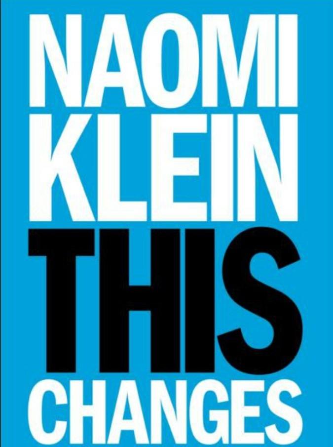 """Cop21, Naomi Klein voce narrante di This Changes Everything: """"A Parigi non si parlerà di ridistribuzione della ricchezza"""""""