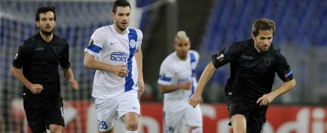 Europa League: Lazio prima e qualificata. Follia Roncaglia: Viola rimandata – Video