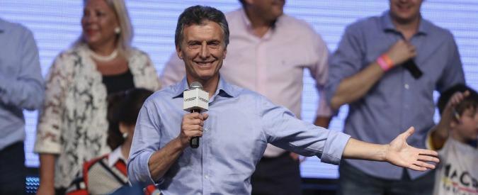 """Elezioni Argentina, risultati: Mauricio Macri è il presidente: """"Cambio d'epoca"""""""