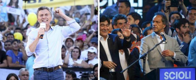 Elezioni Argentina, i due candidati al ballottaggio promettono accordo sui Tango bond