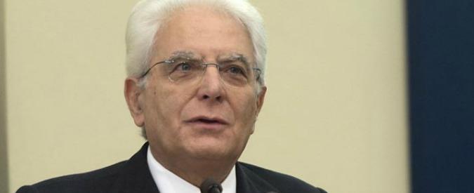 """Banche, Mattarella su correntisti truffati: """"Episodi gravi, ora accertamento rigoroso delle responsabilità"""""""