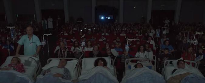 """Cinema come terapia, negli ospedali arriva Medicinema: """"Allevia le sofferenze e accelera la guarigione"""""""