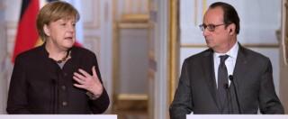 """Isis, Germania invierà Tornado contro lo Stato islamico. Putin a Hollande: """"Russia pronta a cooperare con la Francia"""""""