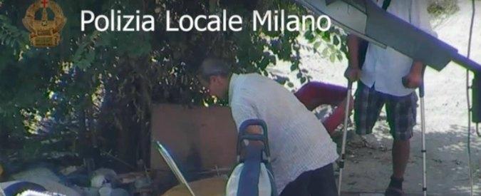 Milano, mendicanti picchiati e ridotti in schiavitù: condannati cinque nomadi