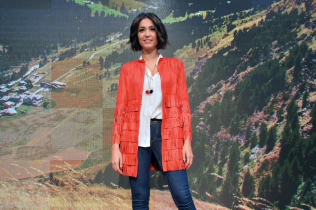 """""""Monte Bianco"""" conferenza stampa con Caterina Balivo"""