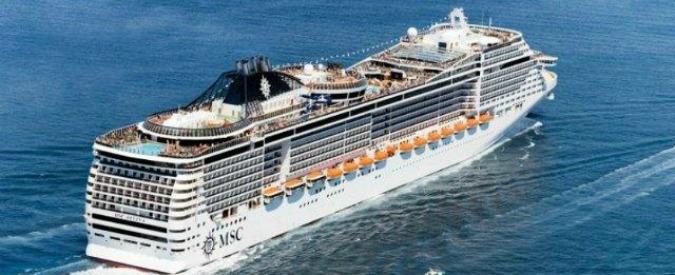 Genova, donna di 75 anni sparita da una nave da crociera. Ipotesi sucidio