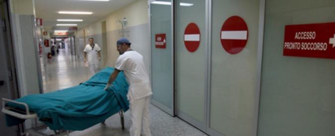"""Roma, ospedale Sant'Eugenio senza biancheria per i pazienti: """"Colpa dei tagli"""""""