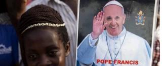 """Uganda, il Papa richiama il mondo sul tema dei migranti: """"Accoglienza prova della nostra umanità"""""""