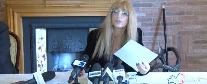 """Manuela Petescia, la signora della tv molisana accusata di estorsione: """"Relazione con il pm? Non clandestina"""""""