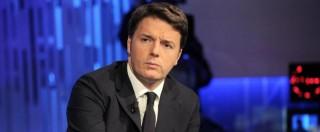 """Ponte sullo Stretto di Messina, Renzi: """"Si farà e sarà un simbolo bellissimo. Ma prima altre opere"""""""
